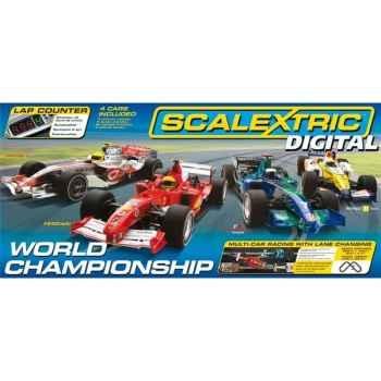 Coffret Digital Scalextric World Championship -sca1202p