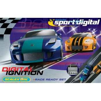Coffret Digital Scalextric Ignition -sca1186