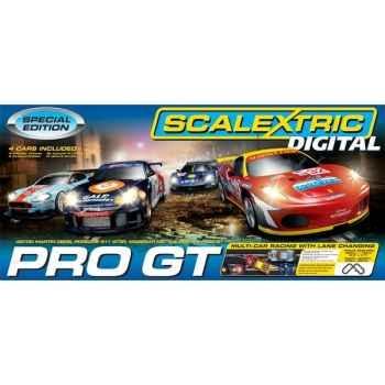 Coffret Digital Scalextric Pro GT -sca1242