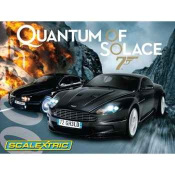 Coffret Voiture Scalextric James Bond Twin Pack -sca2922a