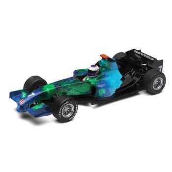 Voiture Scalextric Honda F1 Button -sca2817