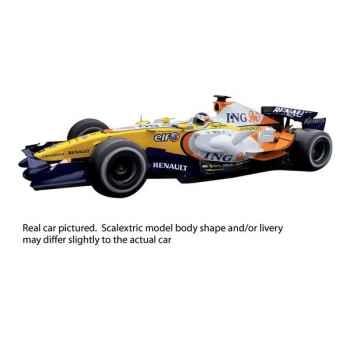 Voiture Scalextric Renault 2009 Piquet -sca2988