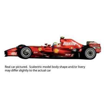 Voiture Scalextric Ferrari 2008 Raikkonen -sca2989