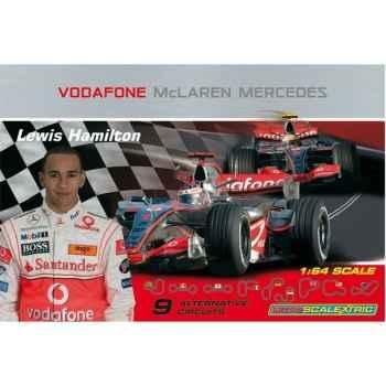 Coffret Micro Circuit Scalextric Voladafone McLaren -sca1034
