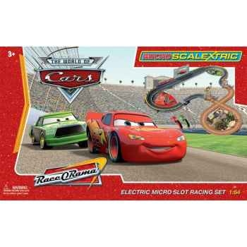 Coffret Micro Circuit Scalextric Cars The Movie -sca1059