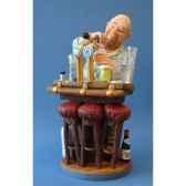 figurine metier par profisti le barman pro14