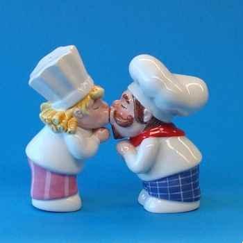 Figurine Mwah Les chefs -MW 93914