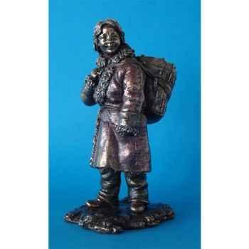 Figurine en bronze Tibet Anil -TIB206