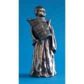 figurine en bronze tibet temba tib208