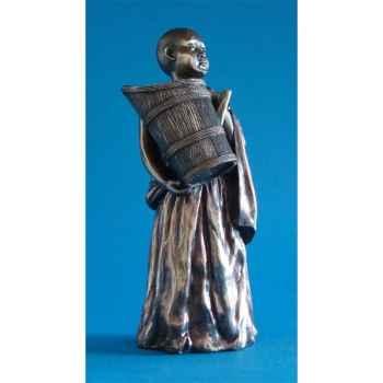 Figurine en bronze Tibet Temba -TIB208