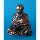 figurine en bronze tibet kunchen tib210