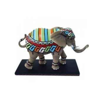 Figurine Elephant Tusk Dayo -TU13047