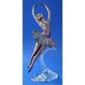 figurine body talk ballet entrechat wu73970