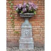 vases modele marseilles urn surface granite bs3377gry