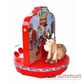 automate decors de noe2 ours polaires sur paquet cadeau petit modele ou1a