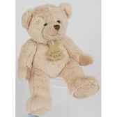 peluche histoire d ours les calin ours tres grand modele 80cm beige ho1344