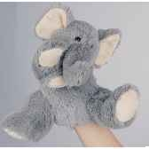 marionnette peluche histoire d ours elephant 25cm ho1382