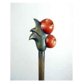 Canne bois Polychrome Veit Stoss -E35
