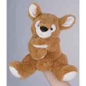 marionnette peluche histoire d ours petit faon 25cm ho1385