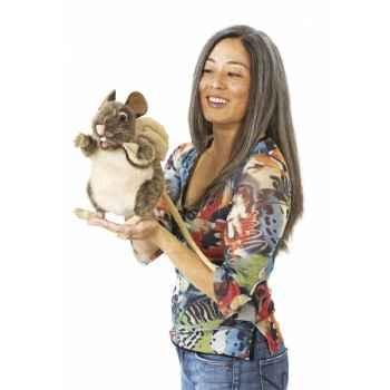 Marionnette Peluche Rat Folkmanis -2847