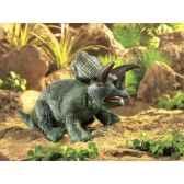 marionnette triceratops folkmanis 2849