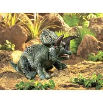 Marionnette Triceratops Folkmanis -2849