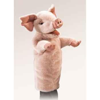 Marionnette Peluche Folkmanis Cochon -2853