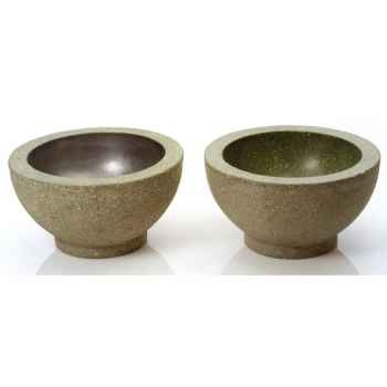 Vases-Modèle Paso Bowl Small, surface vrd-bs3347vrd