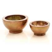 vases modele paso bowsmalsurface bronze nouveau bs3347nb