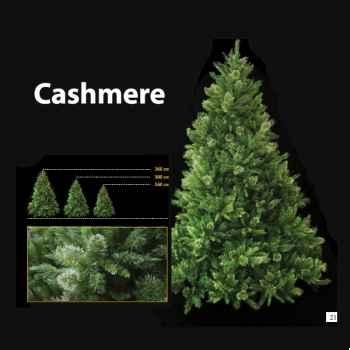 Sapin de Noël 240 cm Professionnel Cashmere pin Vert