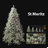sapin de noe210 cm professionnest moritz winter tree 550 lumieres white berry
