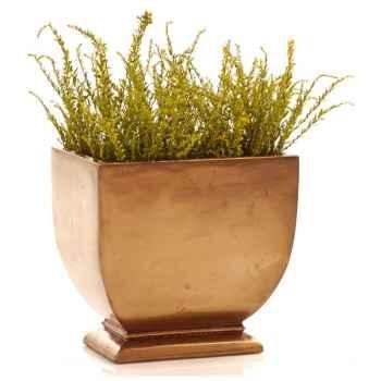 Vases-Modèle Cuomo Vase, surface bronze nouveau-bs3336nb
