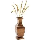 vases modele geneva urn surface bronze nouveau bs3334nb