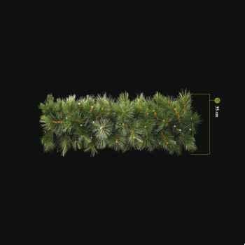 Nordland avec lampes PLR Professionnelle jaune Vert 250/35cm