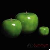 pomme verte brillant glace bulstein diam 105 cm indoor