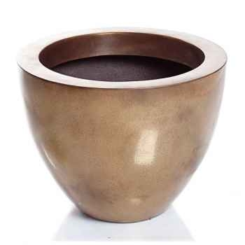 Vases-Modèle Karan Bowl,  surface granite-bs3309gry