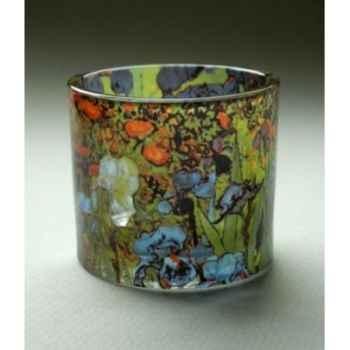 Pomme argent prestige Bull Stein - diam. 59 cm indoor