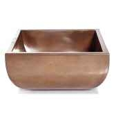 vases modele nara bowjunior surface bronze nouveau bs3308nb