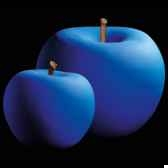 pomme bleue lapis lazuli beu bulstein diam 105 cm indoor