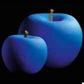 pomme bleue lapis lazuli beu bulstein diam 20 cm indoor