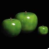 pomme verte brillant glace bulstein diam 59 cm outdoor