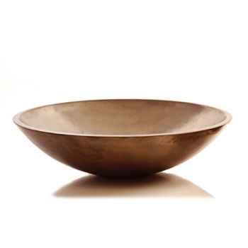 Vases-Modèle Kawa Bowl Junior, surface bronze nouveau-bs3271nb