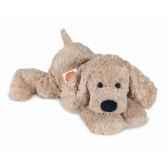 peluche hermann teddy collection chien souple beige 40 cm 92893 5