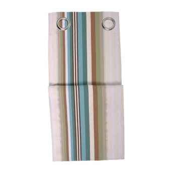 Rideau œillets (x8) prêt à poser 155x300 Ayous 100% coton Artiga Hivers -arti10087