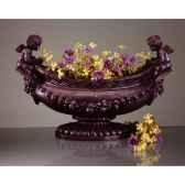 vases modele cherub ovabowsurface granite bs3063gry