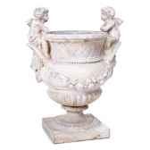 vases modele cherub urn surface pierre romaine bs3060ros