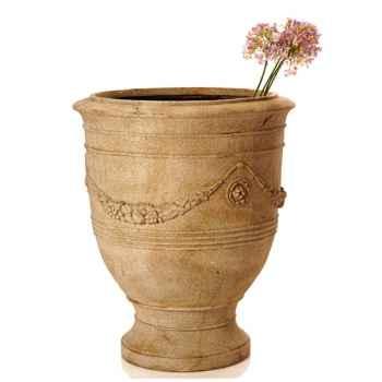 Vases-Modèle Anduz Pot,  surface granite-bs3056gry