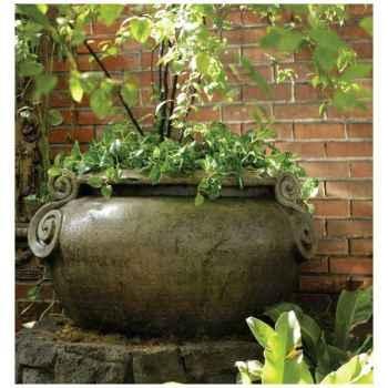 Vases-Modèle Vigan Planter, surface grès-bs3049sa