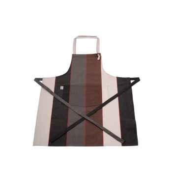 Tablier réglable œillet arpagnon 100% coton Artiga Hivers -arti10061