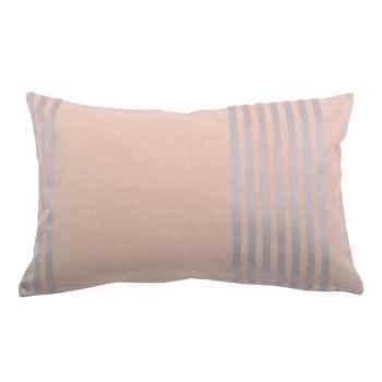 Coussin rectangulaire 75x45 Lot de 2 Arette 70% coton et 30% lin Artiga Hivers -arti10369
